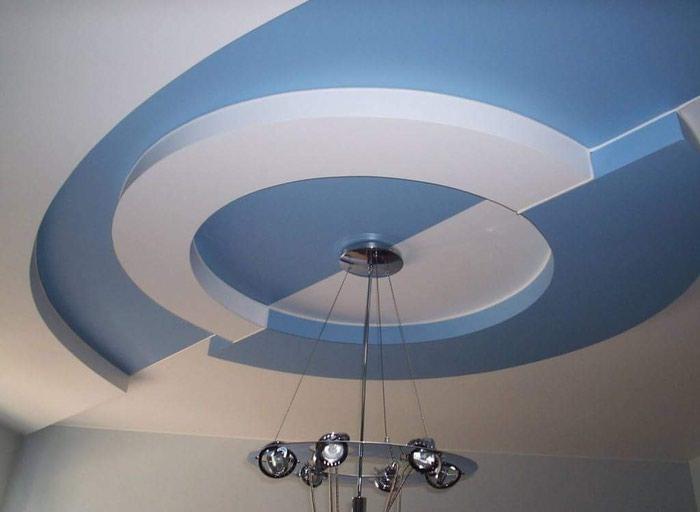 Изготовление натяжных потолков. Натяжные потолки. Натяжной потолок.. Photo 4