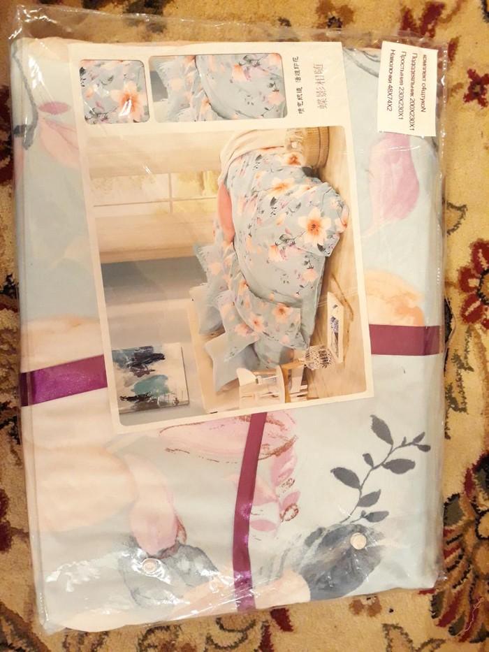 Постельное белье двухспальное Бамбук. Photo 0