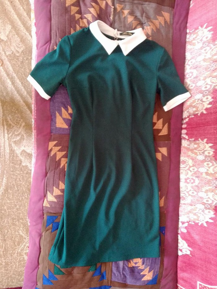 Платье с воротником Новая! Надевала 1 раз Подчеркивает фигуру!). Photo 0