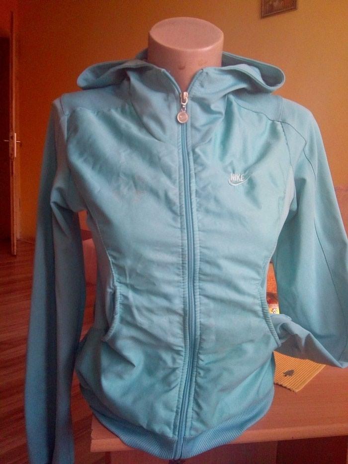 Ženske dukserice - Kraljevo: Nike duks.tirkizna boja.pamuk likra