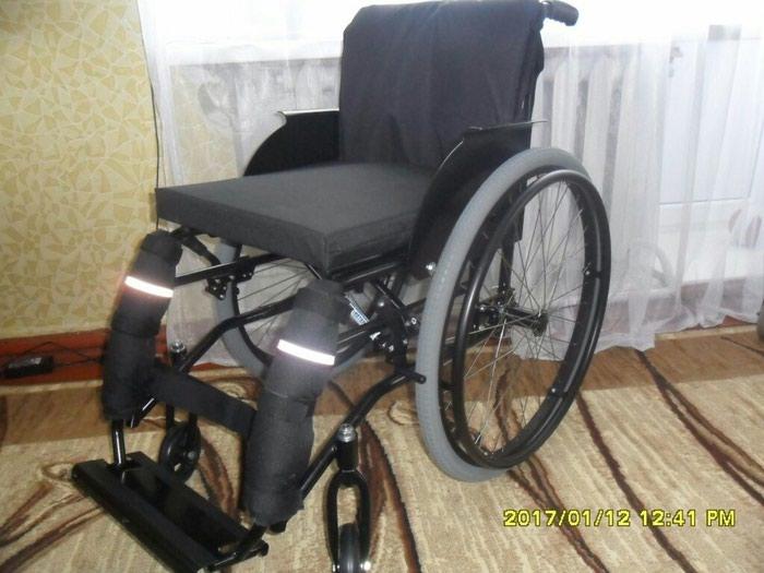 Инвалидная коляска активный размер 46 производство России  в Канибадам