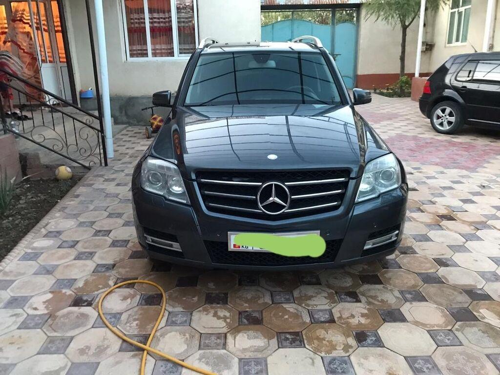 Mercedes-Benz GLK-class 3.5 л. 2011 | 179000 км: Mercedes-Benz GLK-class 3.5 л. 2011 | 179000 км