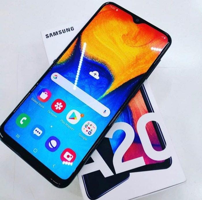 Новый Samsung 32 ГБ Черный. Photo 0
