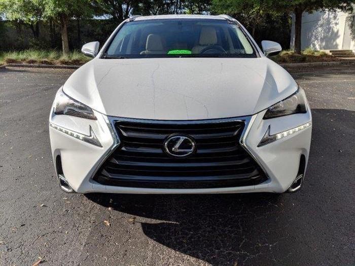 Lexus NX 2017. Photo 4