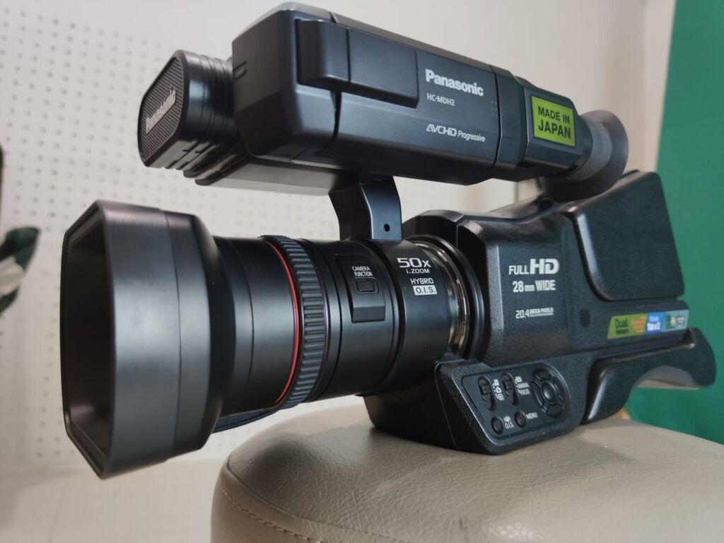 HC-MDH2 Camcorders - Panasonic
