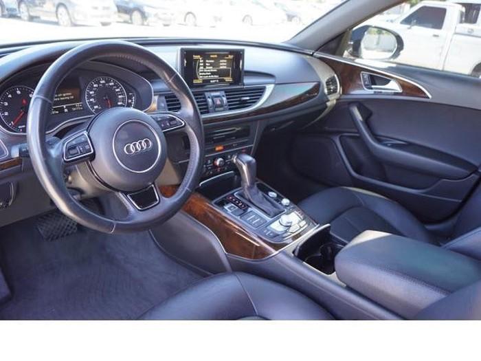 Audi A6 2016. Photo 7