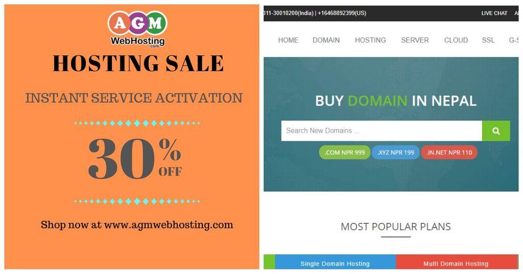 Best Hosting in Nepal-AGM Web Hosting