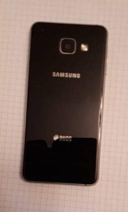 Б/у Samsung Galaxy A3 2016 Черный. Photo 0