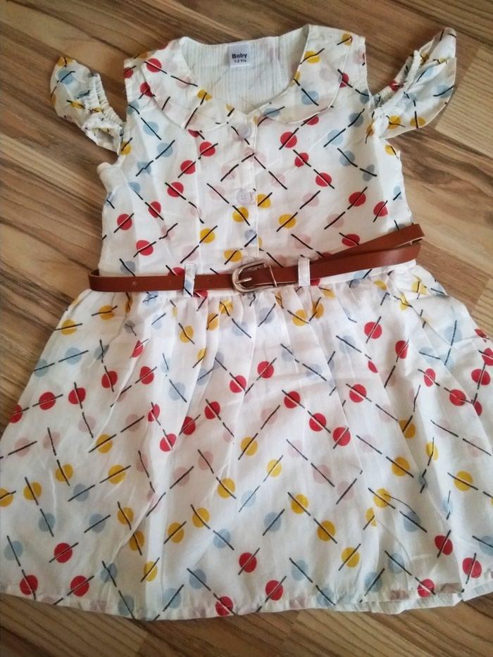 31631f72b370be4 Детские летние платье(новые). Хб. за 550 KGS в Бишкеке: Детские ...