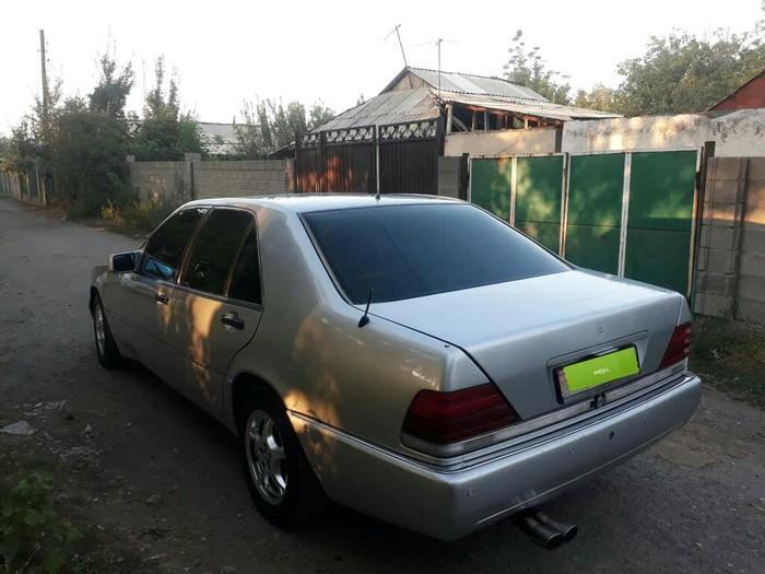 Mercedes-Benz 1996. Photo 2