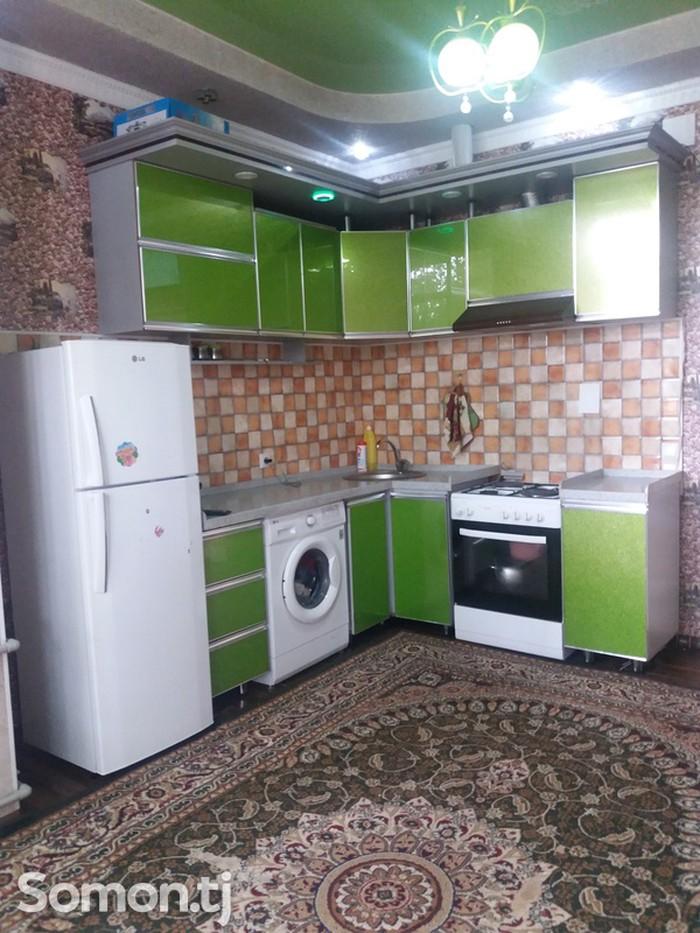 Продается квартира: 2 комнаты, 60 кв. м., Душанбе. Photo 4
