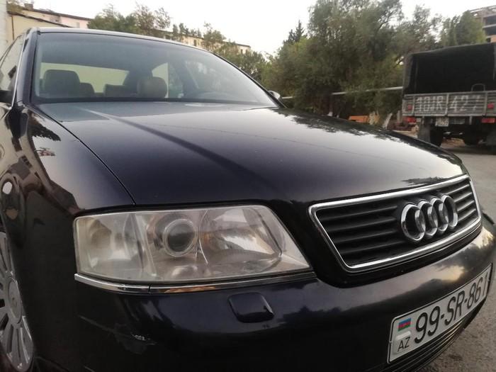 Audi A6 1998. Photo 0