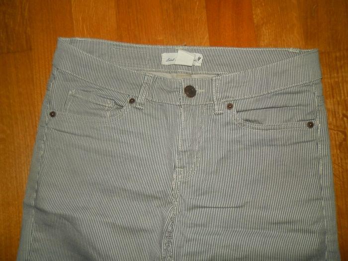H&m ριγε παντελονι ανοιξιατικο ν38 medium  . Photo 1