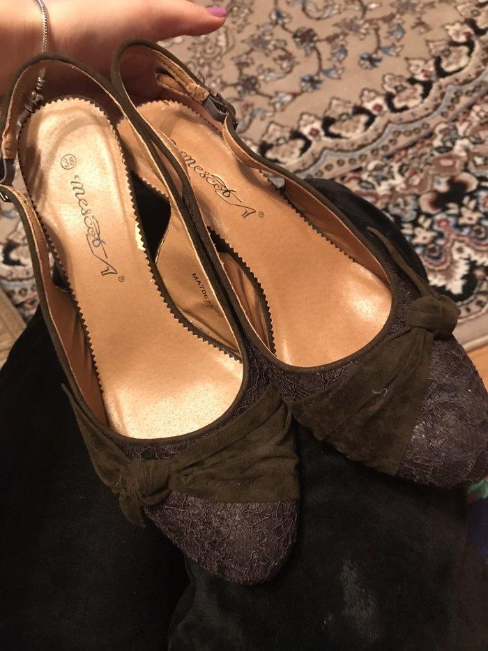 продаю туфли 38 размера. очень милые не ношенные, (новые)  в Бишкек