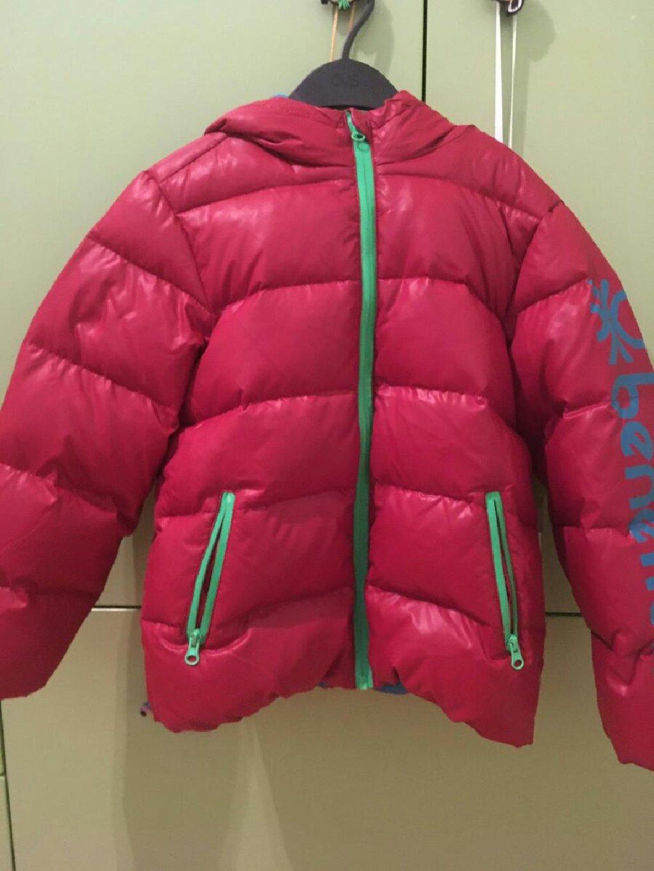 Ovo je Beneton jakna
