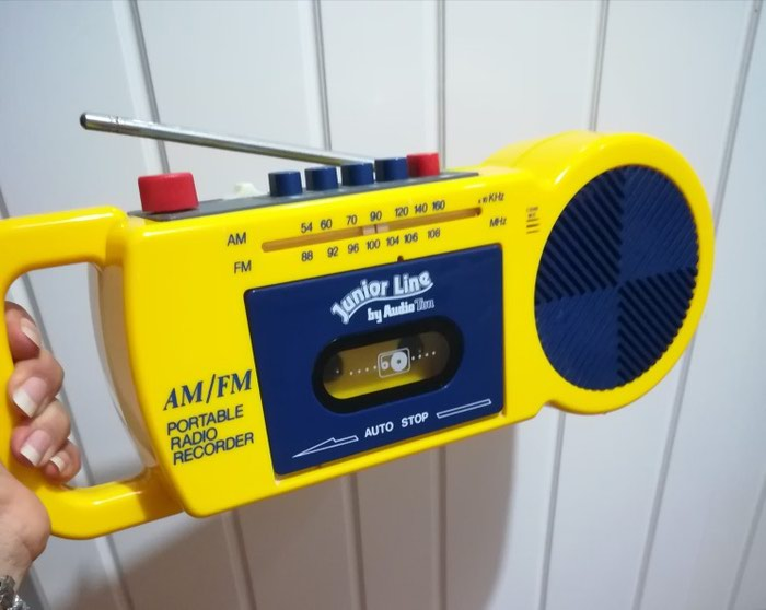 Dečiji radio kao novo. Photo 0