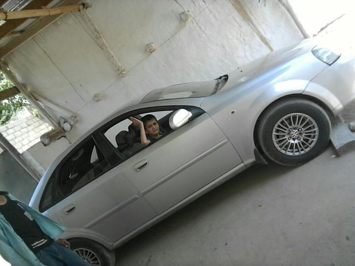 Chevrolet Lacetti 2004. Photo 2