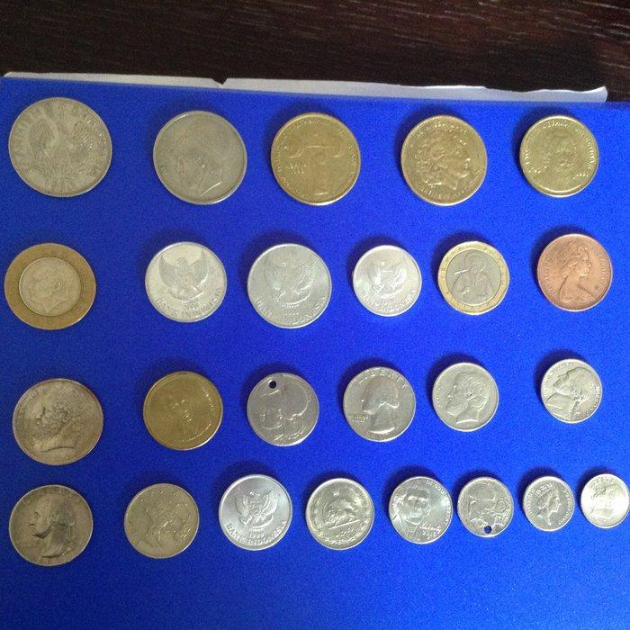 Διάφορα νομίσματα 15€. Photo 1
