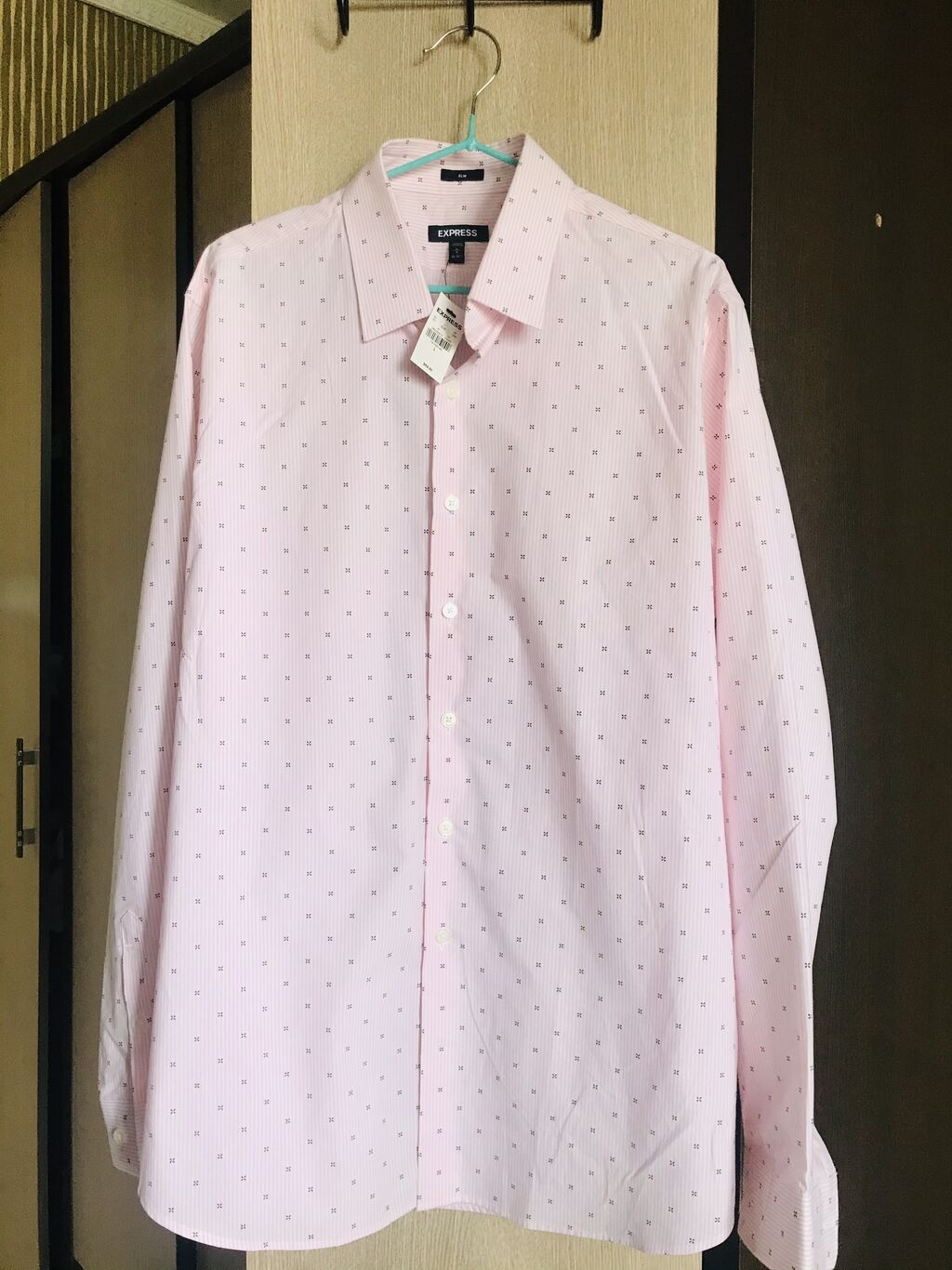 Рубашка мужская привезённая из сша новая: Рубашка мужская привезённая из сша новая