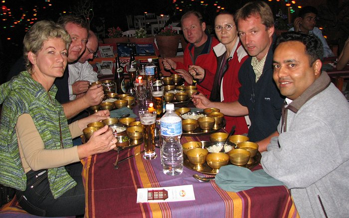Kanchenjunga base camp trek is an ideal trekking trial in the far in Kathmandu