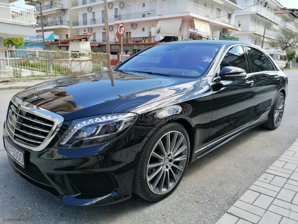 Mercedes-Benz S 300 2.2 l. 2015 | 169900 km