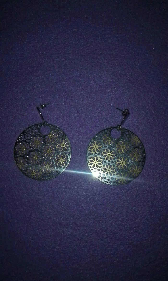Σκουλαρίκια ασημί χρυσά σε Λαμία