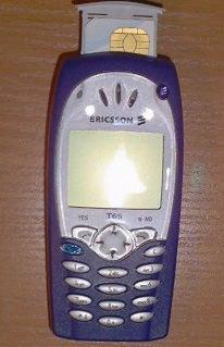 Ericsson t65 με αγγλικο μενου, πληρως λειτουργικο χωρις φορτιστη. Photo 1