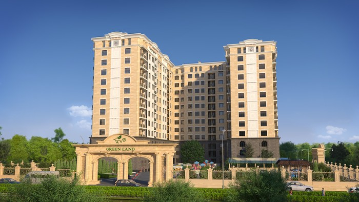 Ваши заветные квадратные метры в Доме повышенного качества,  * в Бишкек