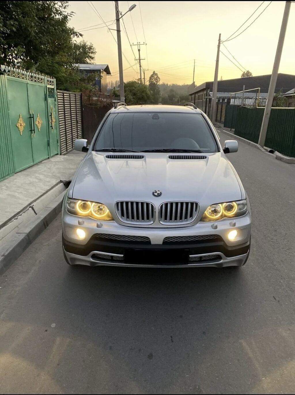 BMW X5 3 л. 2004 | 270000 км: BMW X5 3 л. 2004 | 270000 км