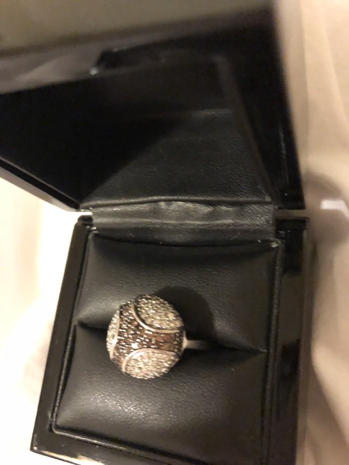 Όμορφο ασημένιο δαχτυλίδι 925 προς πώληση !!. Photo 7