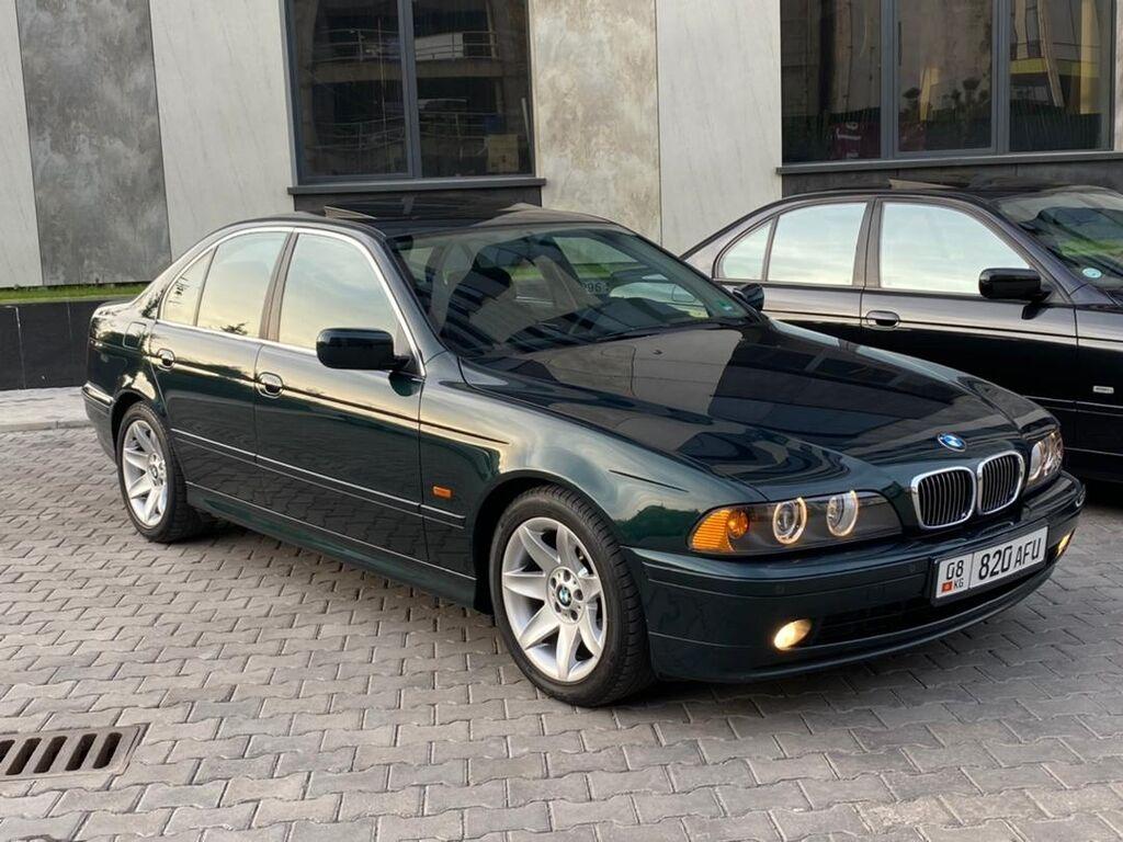 BMW 5 series 3 л. 2001   160000 км: BMW 5 series 3 л. 2001   160000 км