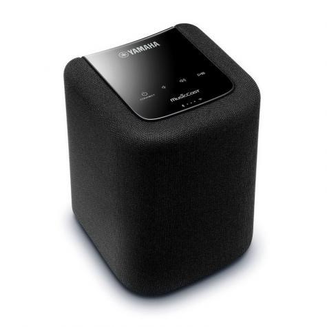 Аудиосистема Yamaha WX-010 представляет собой 2-полосную конструкцию с двумя динамиками — 2,5 см для высоких частот и 9 см для низких частот