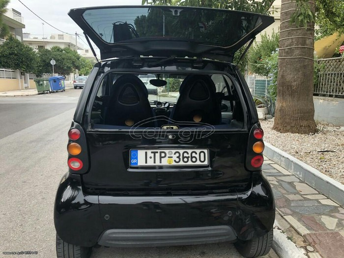Smart Fortwo 2001. Photo 4