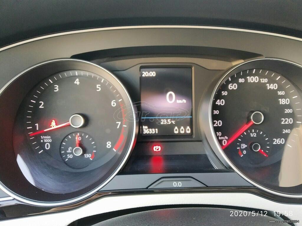 Volkswagen Passat 1.4 l. 2017   33000 km