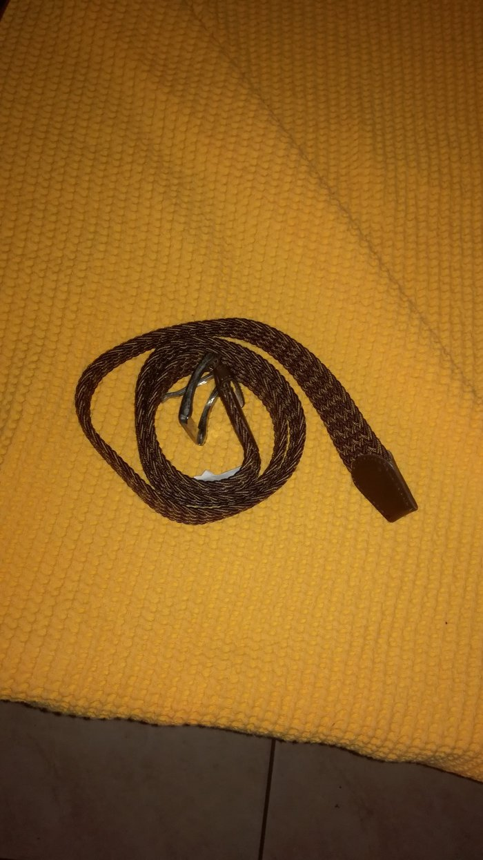 Brown belt for both genders.. Photo 0
