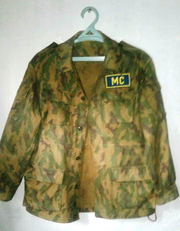 Куртка военная. Размер 48-50. Новая
