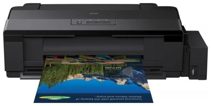 Принтер Epson L1800    . Photo 0