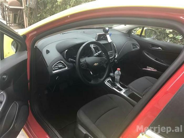 Chevrolet Cruze 2017. Photo 1