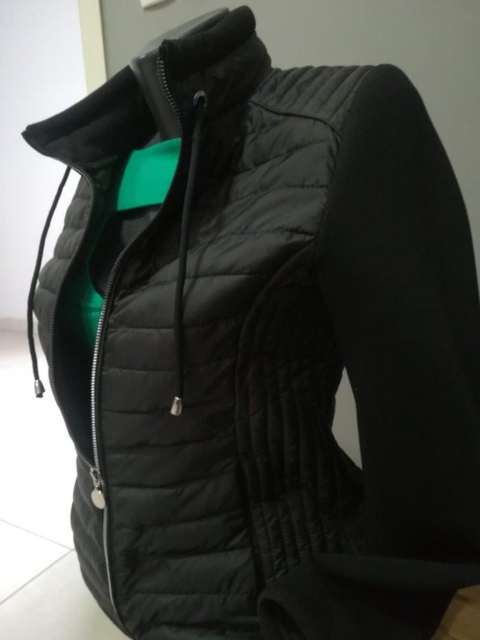 Divna strukturana tanja jaknica za proleće Vel.S-M Novooo. Photo 4