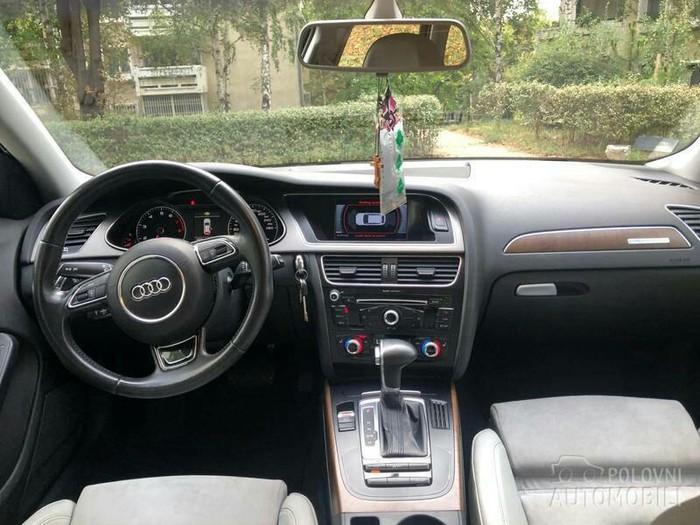 Audi A4 Allroad Quattro 2012. Photo 5