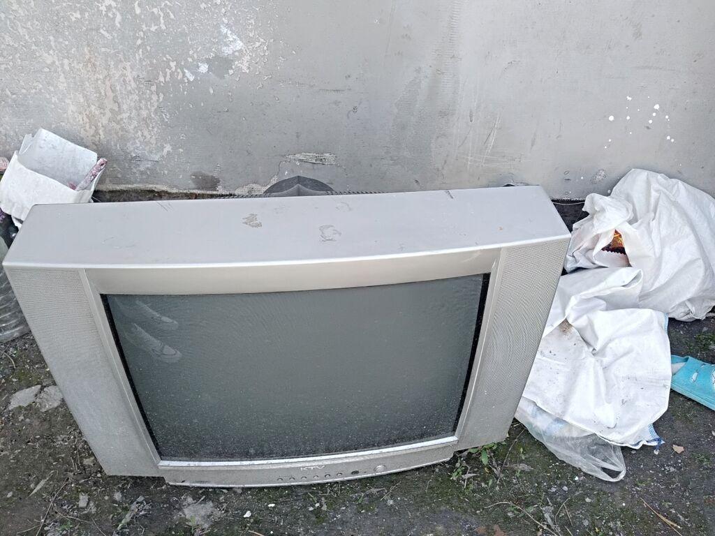 Телевизор показывает хорошо продам с санарипом и с онтеной: Телевизор показывает хорошо продам с санарипом и с онтеной