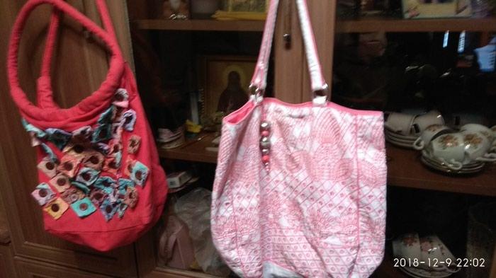 Продается женские сумки с украшениями по цене каждая 7 манат. Photo 1