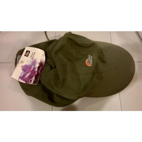 Καπέλο Flapped Lowe alpine καινούργιο. Photo 0