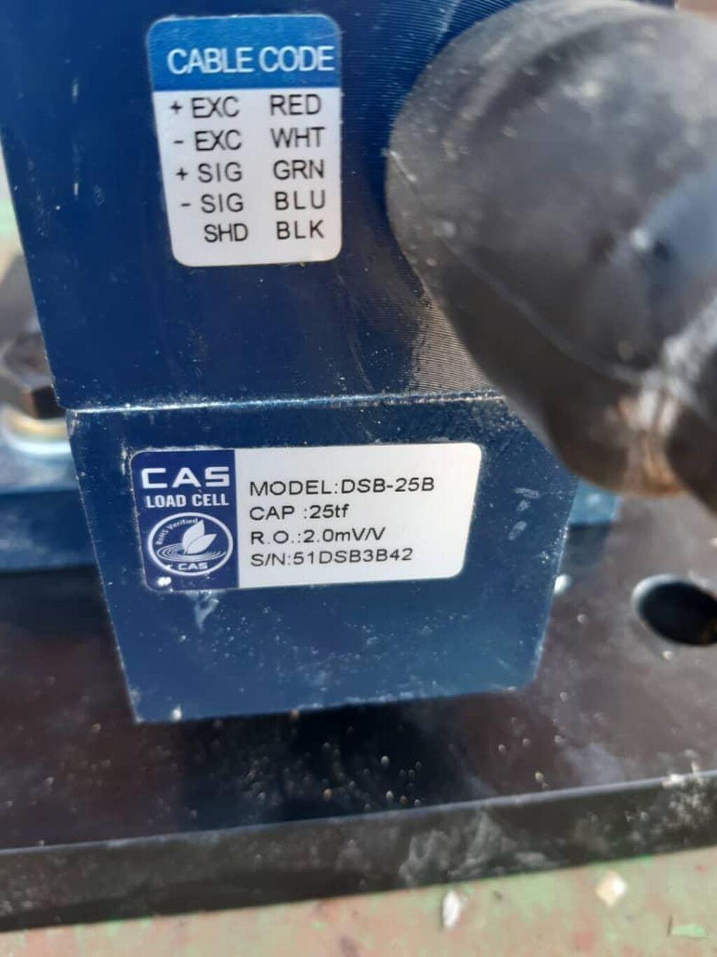 Тензодатчики для грузовых машин по 25 тонн,весы ,производство Корея,по вопросам приобретения Прошу звонить