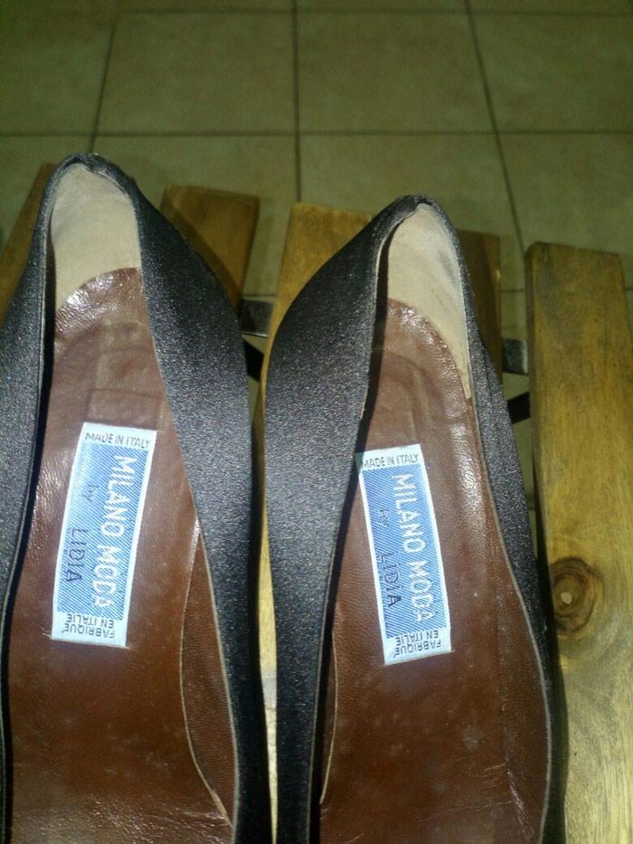 Cipele Milano Moda br 40, stikla 7cm.. Photo 1
