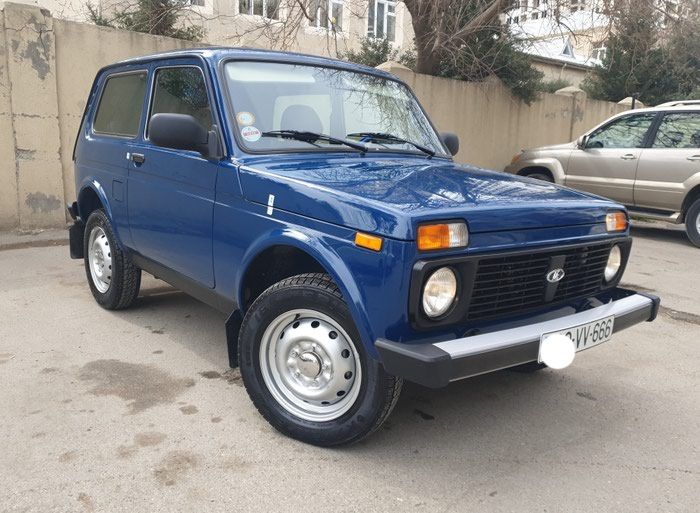 VAZ (LADA) 4x4 Niva 2015. Photo 1