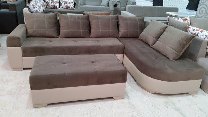 Bakı şəhərində RRMebel Fabrikinin istehsali zəmanətli kūnc divanlari.Fabrik