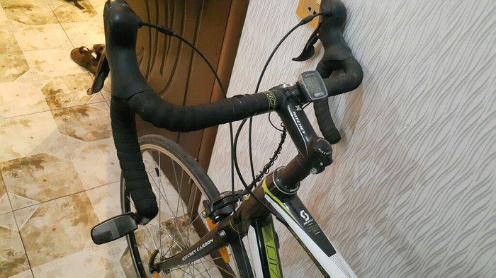 Skott sport bike 105 sistem 1 ildi alinib. Photo 1