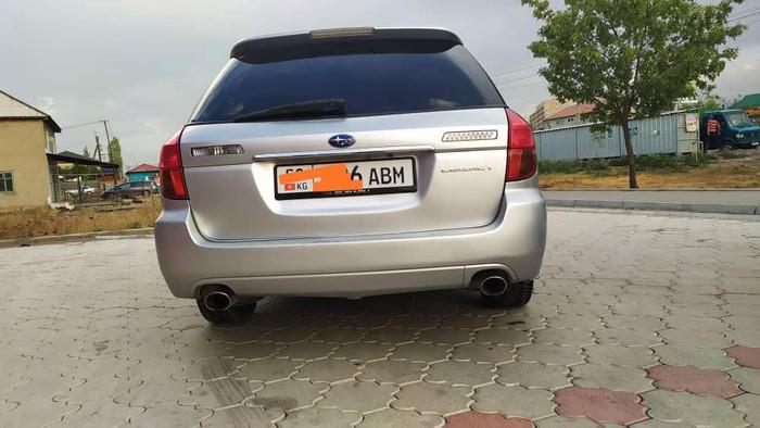 Subaru Legacy 2005. Photo 0