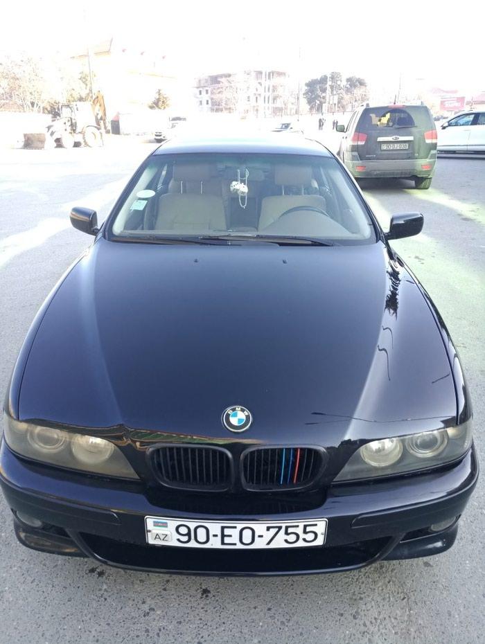 Bakı şəhərində BMW 530 2002